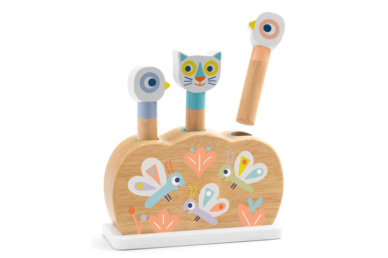 BabyPopi Jouet Eveil - Pédagogie Montessori