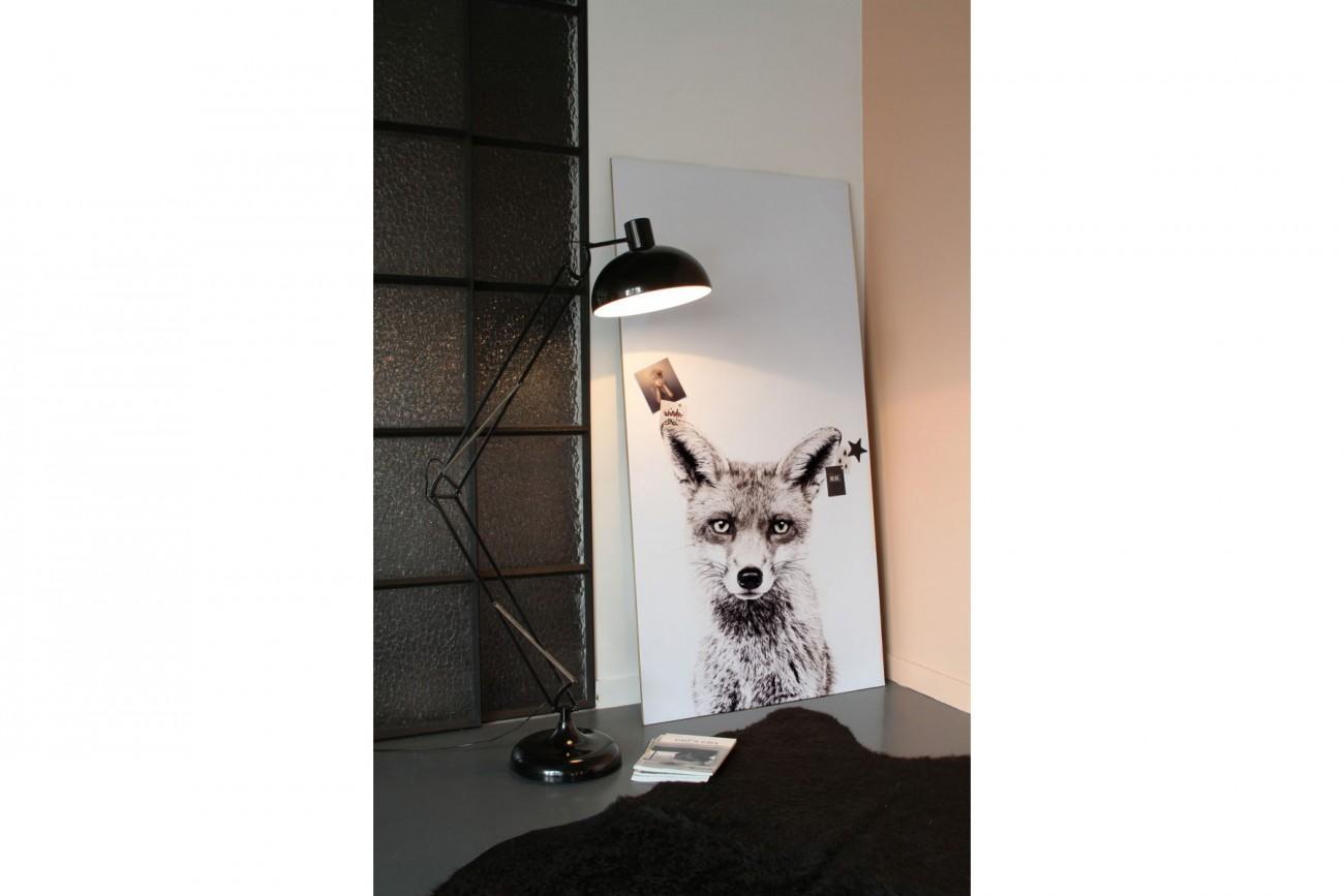 papier peint magn tique renard. Black Bedroom Furniture Sets. Home Design Ideas