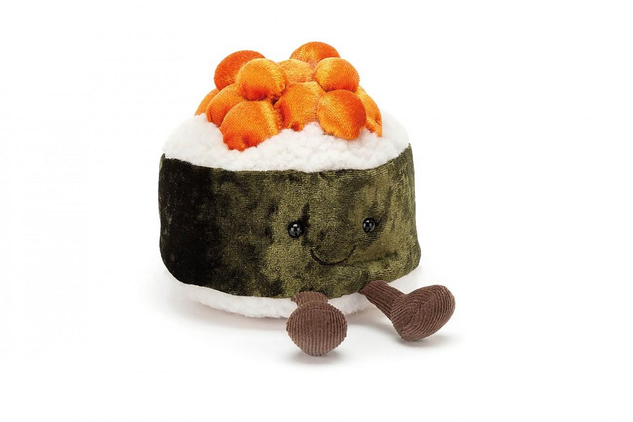 Peluche Silly Sushi Maki 10 Cm