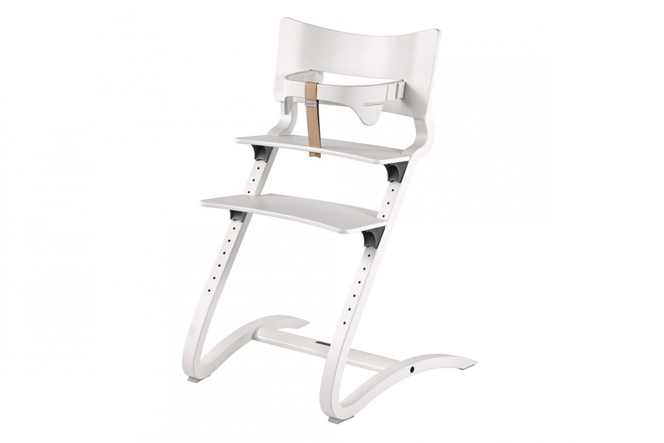 Chaise haute évolutive Leander - Blanc