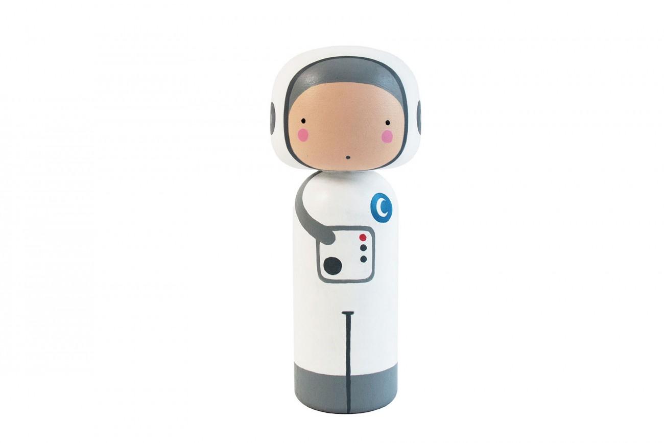 Figurine Spaceman Le Cosmonaute