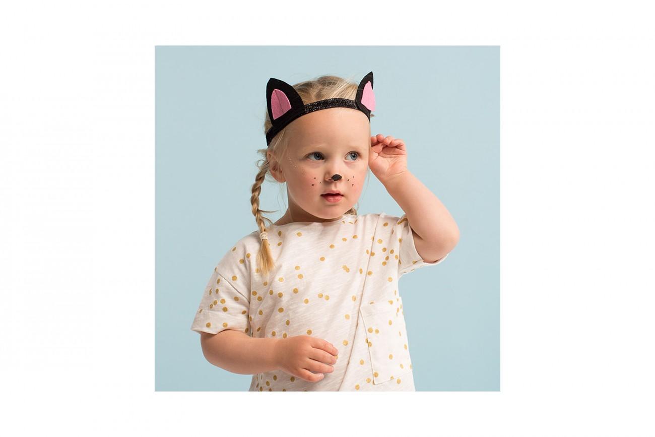Parure Oreilles de chat