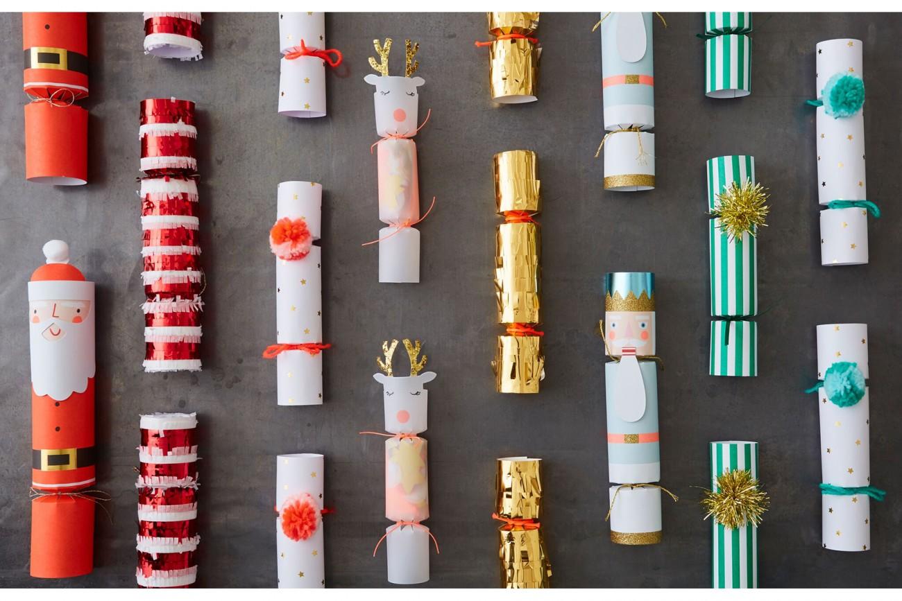 Crackers de Noël Casse-Noisette