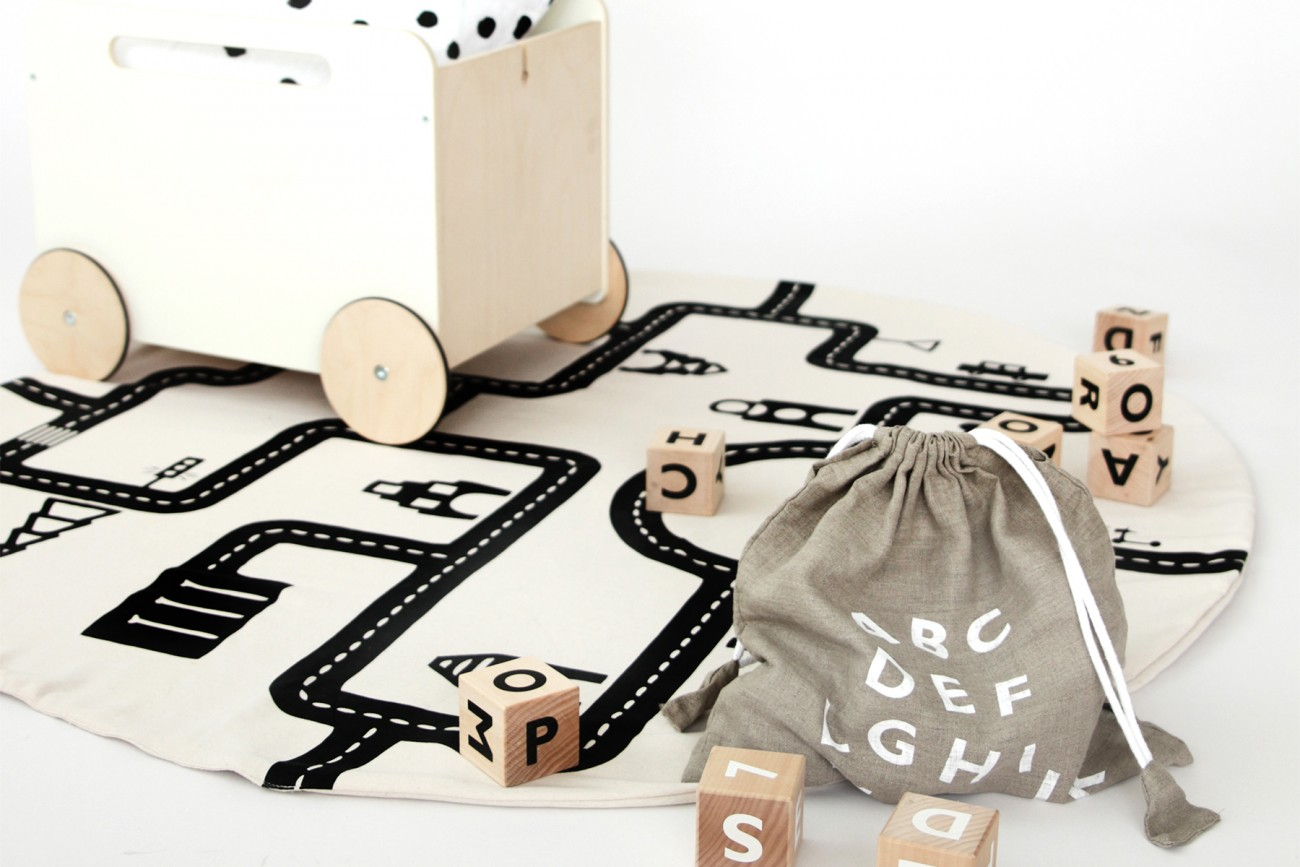 Tapis Baby Play Met - Little Village