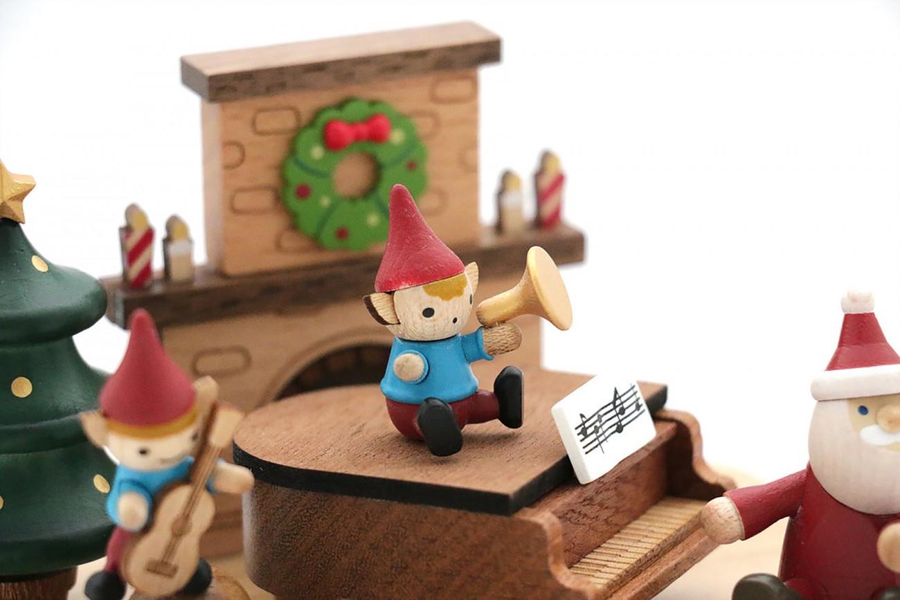 Boîte à musique Concert de Noël