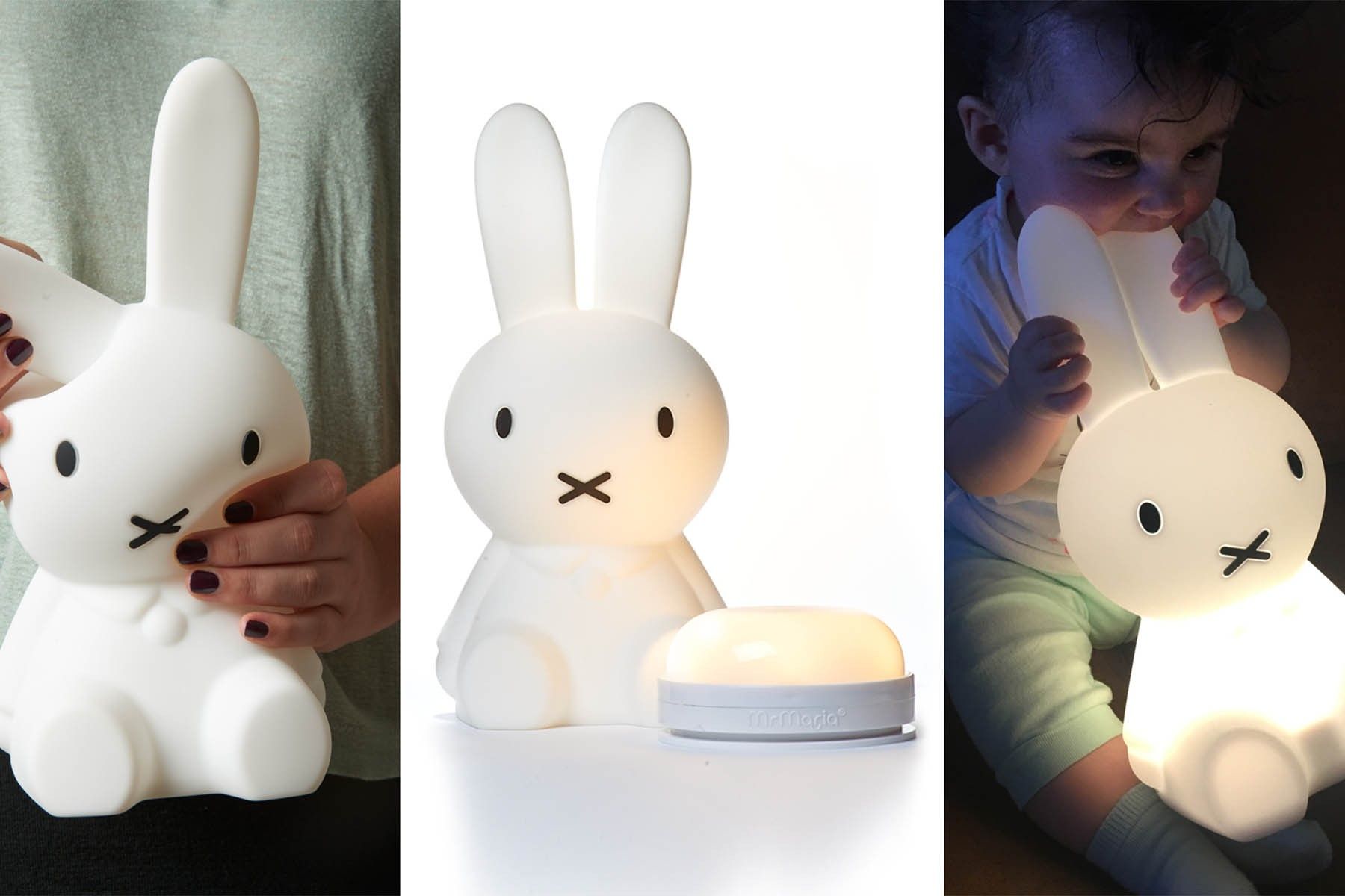 Lampe Veilleuse Lapin Miffy lampe à poser miffy my first light