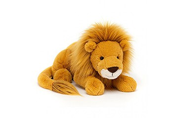 Peluche Louie Lion 54 Cm
