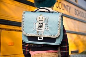 It Bag Mini Robot