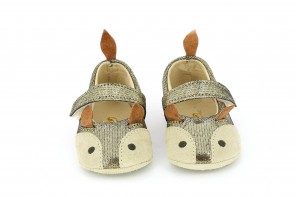 Chaussures Fox Jane Or